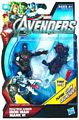Marvel The Avengers - 3.75-Inch Reaction Armor Iron Man Mark VI