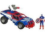 Captain America Battle Vehicle - Offroad Avenger