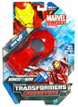 Marvel Transformers Crossovers - Iron Man Sports Car