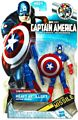 Captain America First Avengers - 3.75-Inch Heavy Artillery Captain America