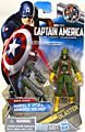 Captain America First Avengers - 3.75-Inch Hydra Armored Soldier Light Green and Yellow