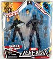 Hasbro Marvel Legends 2-Pack Exclusive: Sharon Carter and Stealth Armor Iron Man
