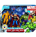 Marvel Super Hero Team Pack - Classic Avengers (Thor, Iron Man, Hulk)
