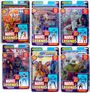 Marvel Legends Series 12 Set of 6