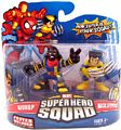 Super Hero Squad - Bishop and Wolverine