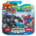 Super Hero Squad - Venom and Spider-Man