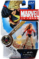 Marvel Universe - Dark Avenger Ms Marvel Variant