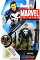 Marvel Universe - Punisher Black Gloves - 20