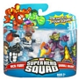 Super Hero Squad - Nick Fury and Skrull Soldier