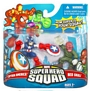Super Hero Squad - Captain America and Red Skull