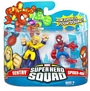 Super Hero Squad - Sentry and Spider-Man