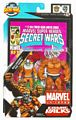 Marvel Universe Comic Pack - Thing and Bulldozer