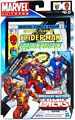 Marvel Universe Comic Pack - Spider-Man and Captain Britain