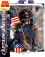 Marvel Select - WW2 Captain America