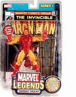Marvel Legends Iron Man Series 1