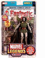 Marvel Legends Doombot Variant
