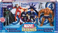 Marvel Legends Fantastic 4 Box Set