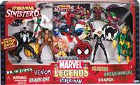 Spider-Man Sinister Six Gift Pack