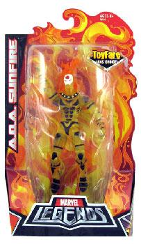 Toyfare Exclusive - A.O.A Sunfire