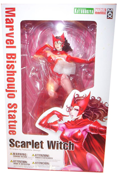 Marvel Bishoujo - Scarlet Witch