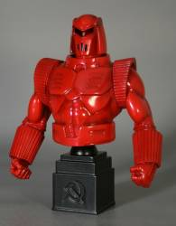 Crimson Dynamo - Mini Bust