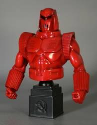 Crimson Dynamo - Mini Bust