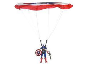 Captain America Deluxe - Captain America Paratrooper Dive