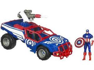 Captain America Battle Vehicle - Offroad Avenger