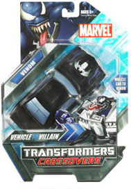Marvel Transformers Crossovers - Venom