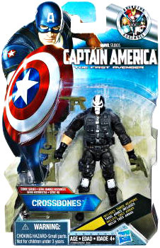 Captain America First Avengers - 3.75-Inch Crossbones