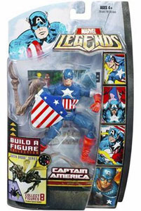 First Appearance Captain America