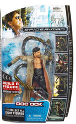Hasbro Marvel Legends Sandman Series - Doc Ock