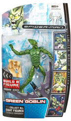 Hasbro Marvel Legends Sandman Series - Green Goblin