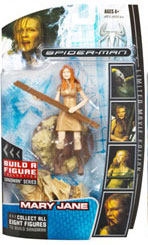 Hasbro Marvel Legends Sandman Series - Mary Jane