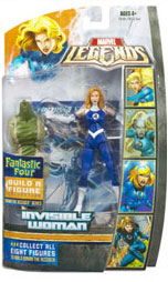 Hasbro Marvel Legends - Invisible Woman