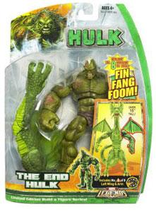 Hasbro Marvel Legends Hulk Series - The End Hulk