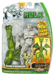 Marvel Legends Fin Fang Foom Series - Wendigo