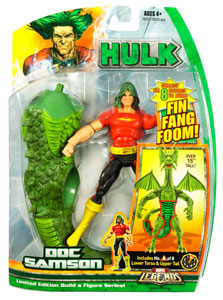 Hasbro Marvel Legends Hulk - Doc Samson