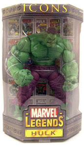 Marvel Legends Icons - Hulk