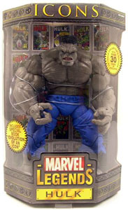 Marvel Legends Icons - Grey Hulk Variant