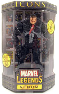 Marvel Legends Icons - Venom Unmasked Variant