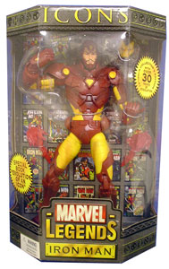 Marvel Legends Icons - Iron Man