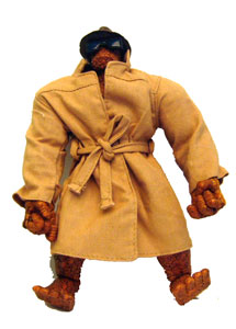 Thing With Trench-Coat Loose