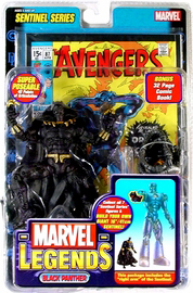 Marvel Legends Sentinel Series - Black Panther