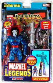 Marvel Legends BAF Sentinel - Mr. Sinister