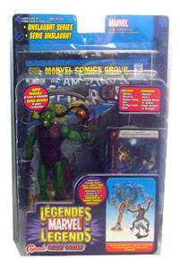 Marvel Legends: Green Goblin