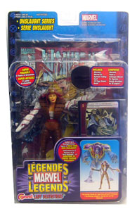 Marvel Legends Onslaught Series - Lady DeathStrike