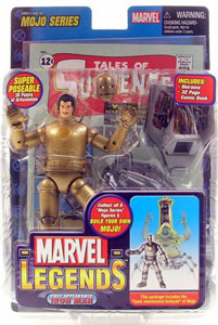 Gold 1st Appearance Iron Man - Variant