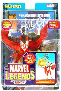 Marvel Legends - Mojo Series - Falcon