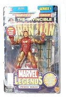 Marvel Legends Iron Man Gold Variant